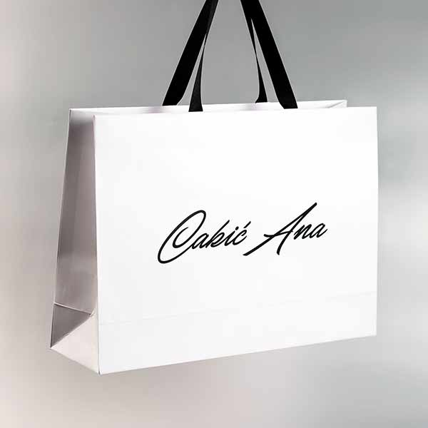 Cakić Ana / luksuzna promo kesa, model XL