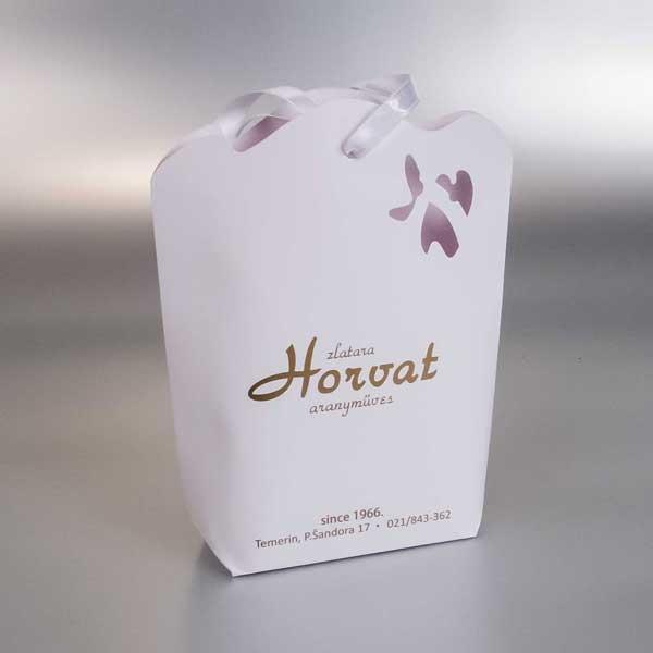 Zlatara Horvat - kesa sa prorezima