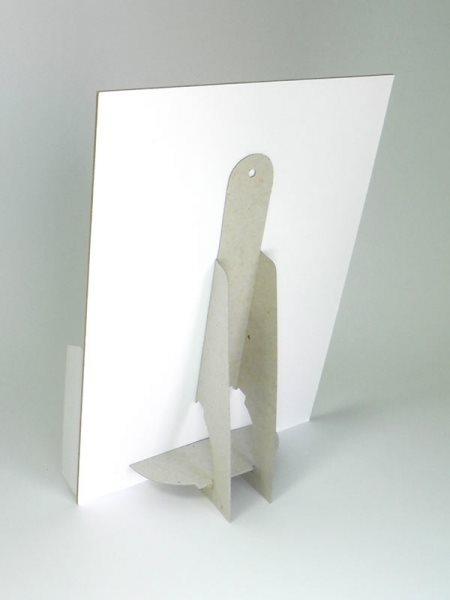 Kaširani stalci za flajere (poleđina / nosač)