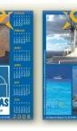 stoni kalendar kalodoukas 2 - spiralni povez