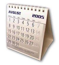 stoni kalendar jinpros - spiralni povez