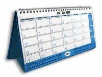 stoni kalendar rosche - spiralni povez