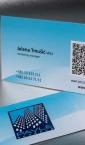 "Vizit karte, digitalna štampa ""Pavle"" (sa qr-kodom)"