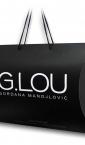 """XL pillow box """"G-lou"""" (foto)"""