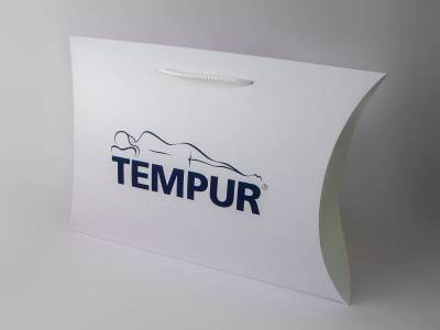 "pillow box ""Tempur"""