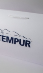 """pillow box """"Tempur"""""""