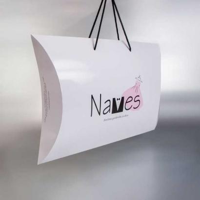 Names XL pillow-box