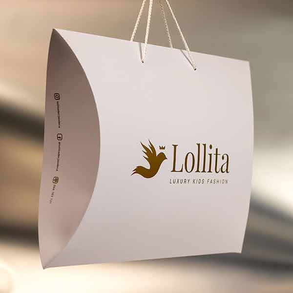 XL pillow-box / Lollita luxury kids fashion