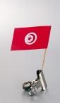 zastavica na čačkalici -  tunis