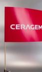 Zastavice - Ceragem (crvene)