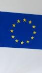 zastavice od papira - EU (evropska unija)