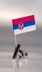 zastavice na čačackalici - Belgija