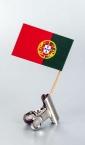 zastavica na čačkalici -portugal