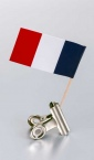 zastavica na čačkalici - francuska