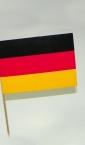 zastavice od papira, Nemačka