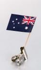 zastavica na čačkalici - Australija