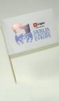 zastavice od papira, Srbija u ritmu Evrope