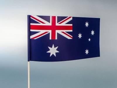 zastavice od papira - Australija