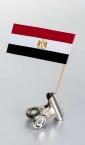 zastavica na čačkalici - egipat