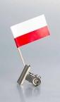 Zastavice na čačkalicama / Poljska