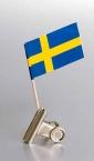Zastavice na čačkalicama / Švedska