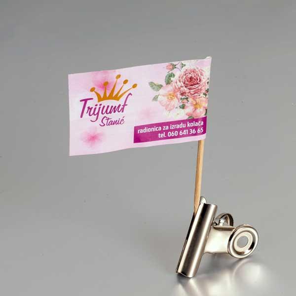 Papirne zastavice / Trijumf - Stanić