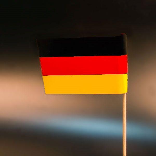 Specijalne zastavice, Nemačka