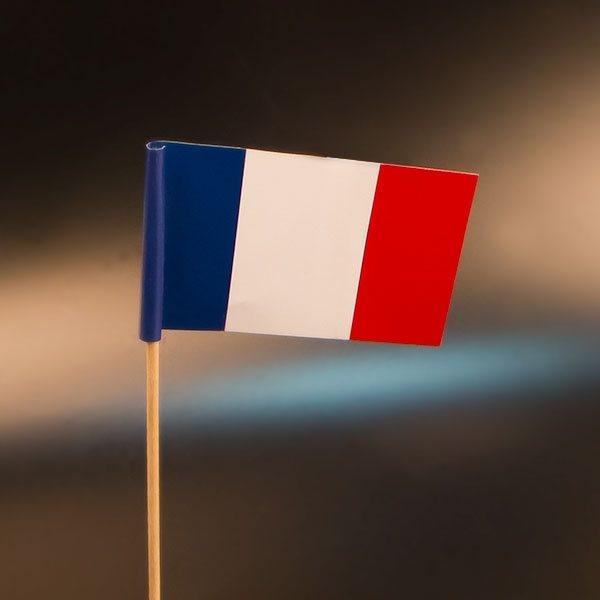 """Specijalne zastavice """"Francuska"""""""