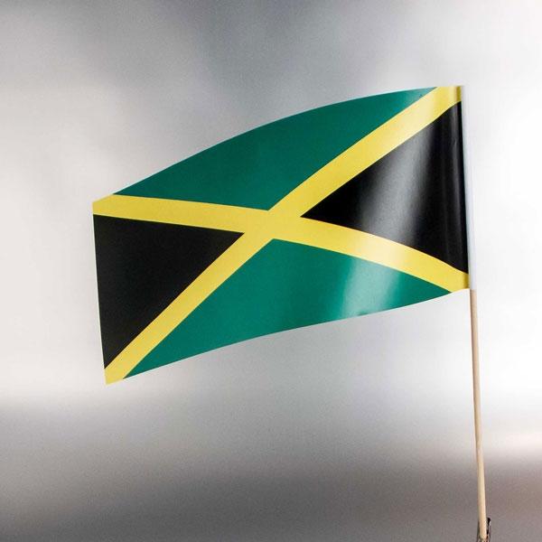 Jamajka - papirne zastavica