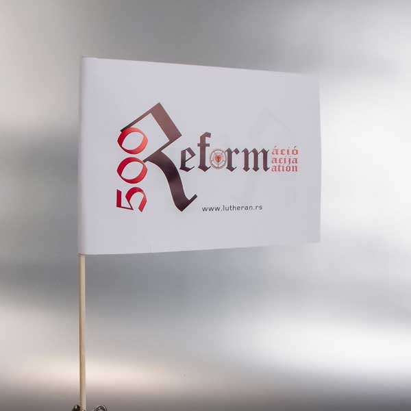 Zastavice - Reformacija