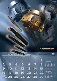 Zidni kalendari Hahn+ Kolb 03
