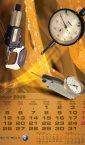 Zidni kalendari Hahn+ Kolb 08