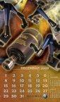 Zidni kalendari Hahn+ Kolb 10