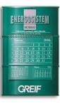 """štancovani zidni kalendar """"burence"""" energosistem"""