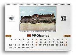 Zidni kalendari - Pro Banat B2