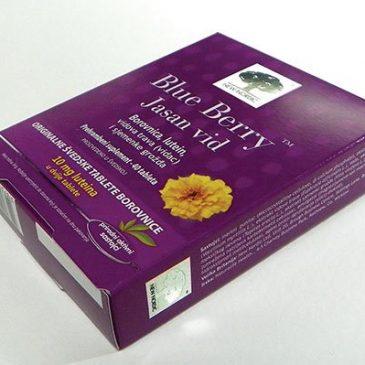 Kutije sa zlatotiskom / lokalizacija ambalaže