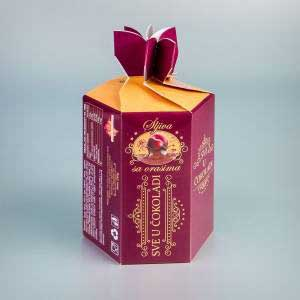 šestougaone kutije / specijalna ambalaža