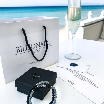 Ambalaža za nakit Billionaire