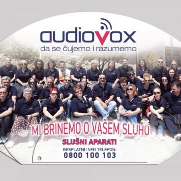 Reklamne lepeze AudioVox