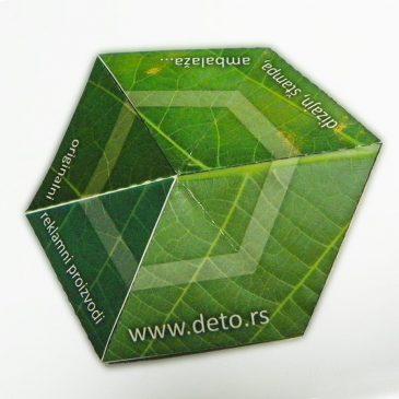Flexa-hexagon (flexagon)