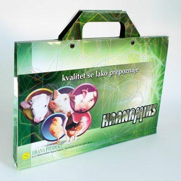 Specijalne fascikle (folderi) Hrana Produkt