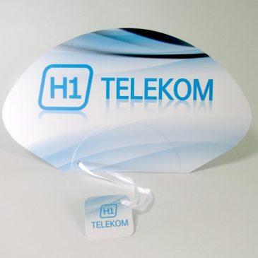 "Promo lepeze ""H1 Telekom"" – Hrvatska"