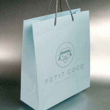 """Serija reklamnih kesa """"Petit Coco"""""""