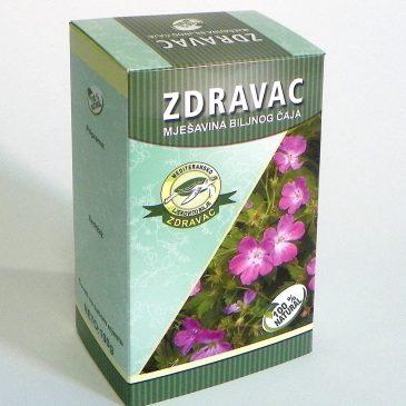 """Kutije za čaj """"Zdravac"""""""