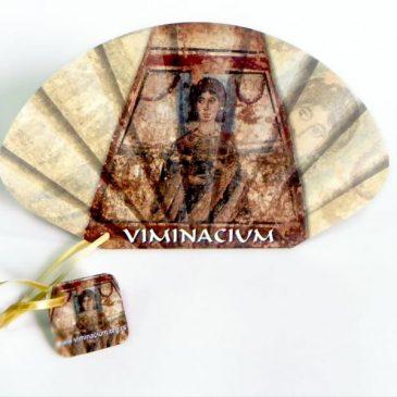 """Suvenir-lepeze za """"Viminacium"""""""