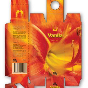 """Parfemske kutije """"Vanila"""""""