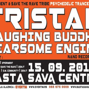 Tristan & Laughing Buddha (plakati)
