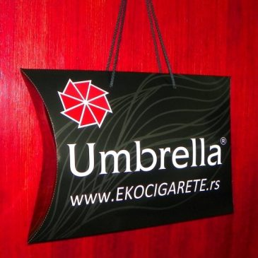 XL Pillow box za Umbrella