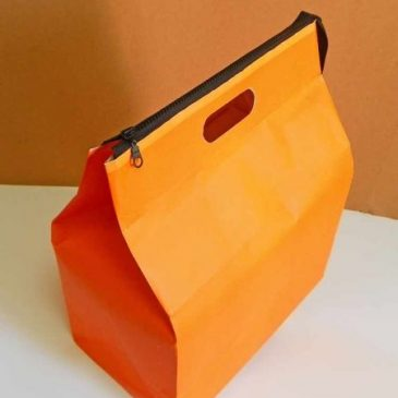 Zipper paper bag (papirna kesa sa rajsferšlusom)