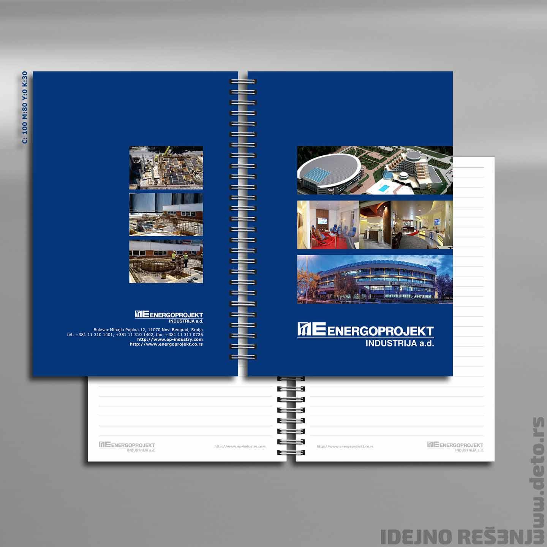Dizajn - blok A5 / Energoprojekt (v2)